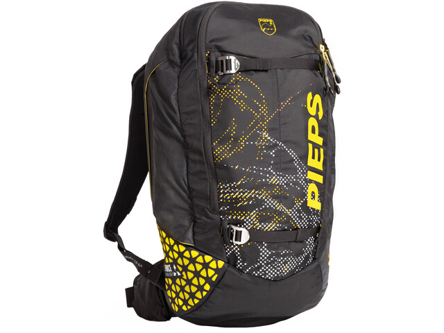 Pieps Jetforce Tour Rider 24 Avalanche Backpack black/yellow